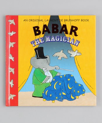 Babar the Magician Hardcover
