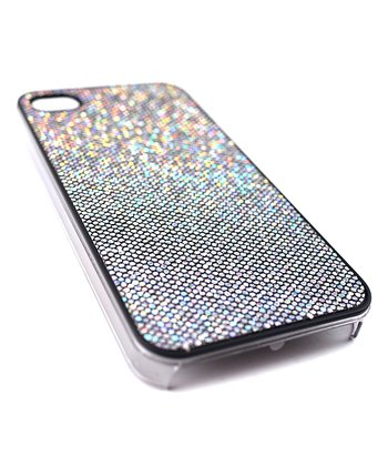 Silver Glamour Case for iPhone 5