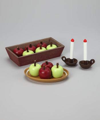 Farmhouse Collection Doll Kitchen Accessory Set