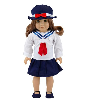 Sailor Doll Outfit