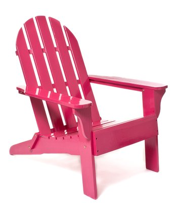 Fuchsia Adirondack Chair