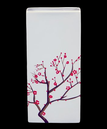 14'' Blooming Branches Vase