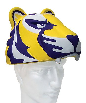 LSU Foam Hat - Adults