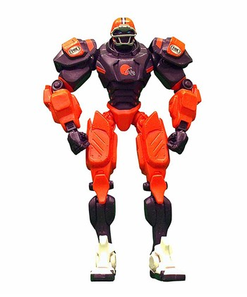 Cleveland Browns Cleatus FOX Robot Action Figure