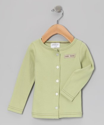 Lily Green Little Sumpin' Cardigan - Infant
