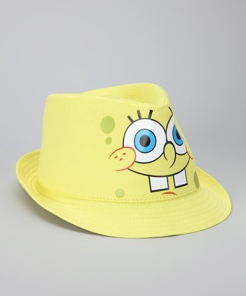 Yellow SpongeBob Fedora