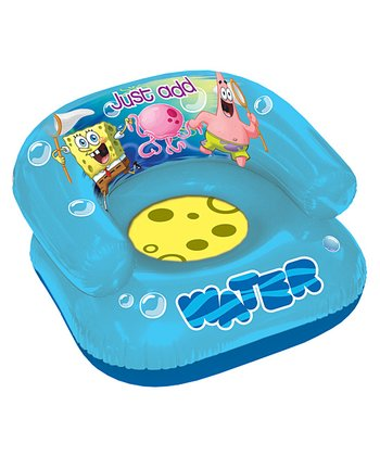 SpongeBob Inflatable Chair
