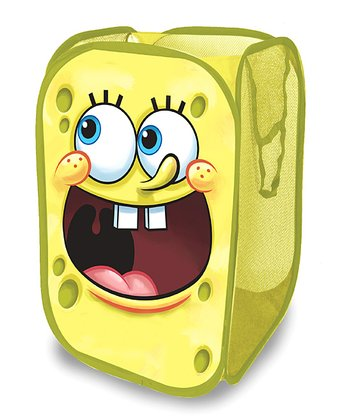 SpongeBob Collapsible Hamper