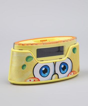 SpongeBob iPod Clock Radio Dock