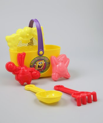 SpongeBob Beach Toy Set