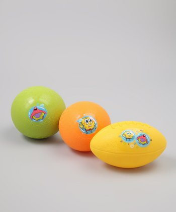SpongeBob Ball Set