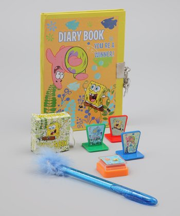 SpongeBob Diary Set