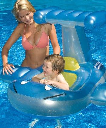 Blue Puddle Jumper Toddler Seat