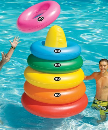 Giant Ring Toss Float Game