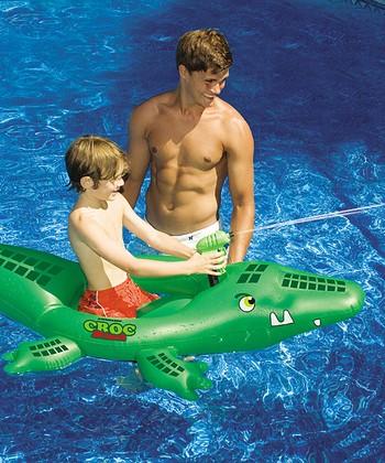 Croc Attack Float