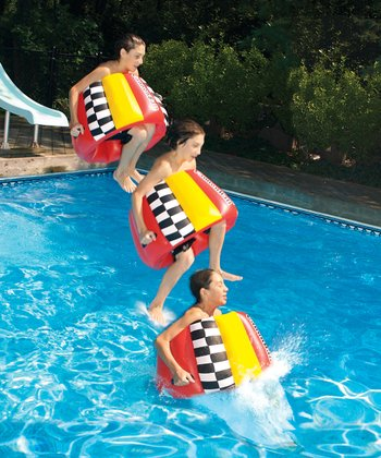 Cannonball Float