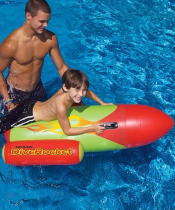 Dive Rocket Float
