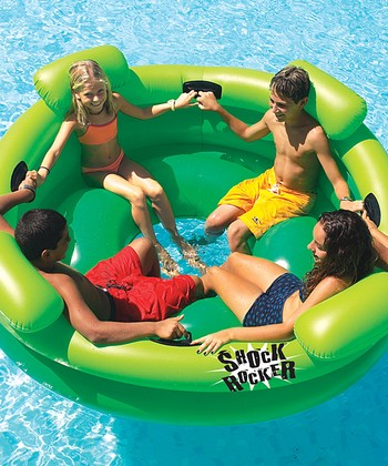 Shock Rocker Float