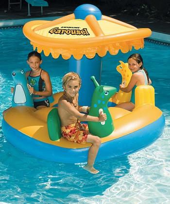 Carousel Float