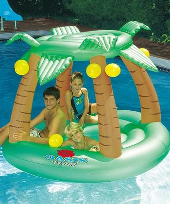 Oasis Island Float