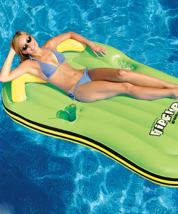 Flip-Flop Mattress Float