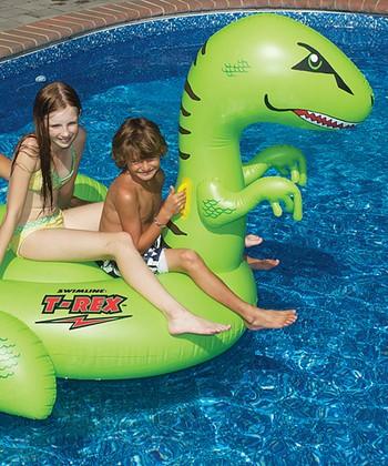 Giant T-Rex Float