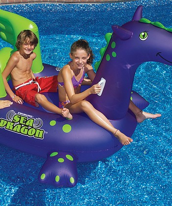 Giant Sea Dragon Float