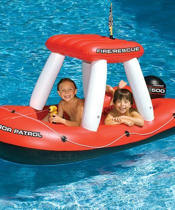 Fireboat Super Squirter Float