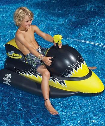 Laser Shark Wet-Ski Float