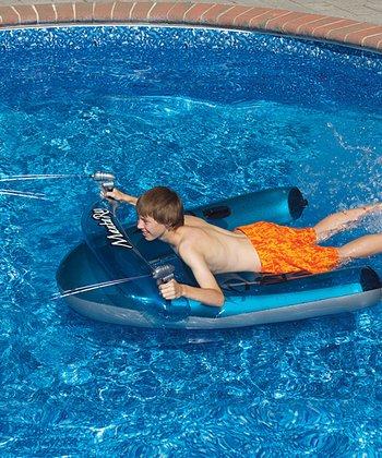 Manta Ray Water Squirter Float Set