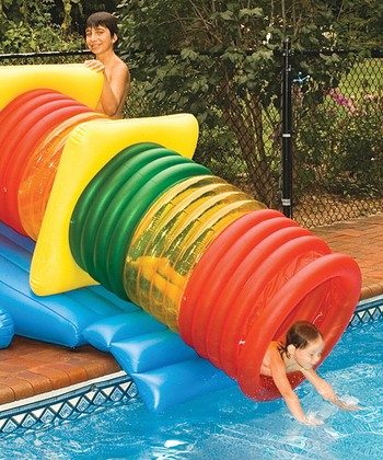 Habitat Maze Play System Water Park Slide Set