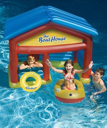 Boathouse Habitat Float Set