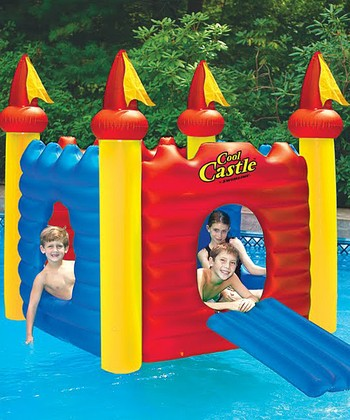 Cool Castle Float