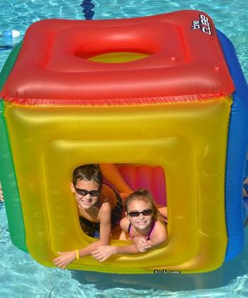 Cube Habitat Float
