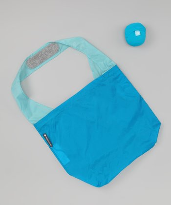 Deep Aqua & Sky 24-7 Bag - Set of Two