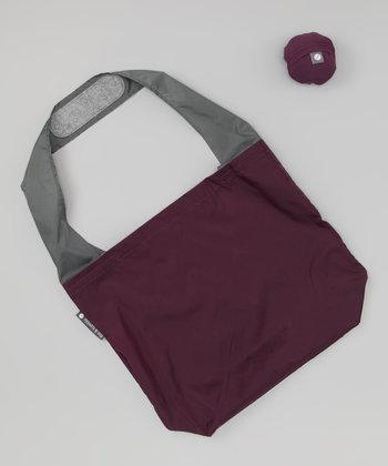 Eggplant & Slate 24-7 Bag - Set of Two