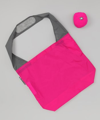 Super Pink & Slate 24-7 Bag - Set of Two