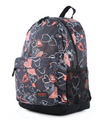 Black Heart Bravo Backpack