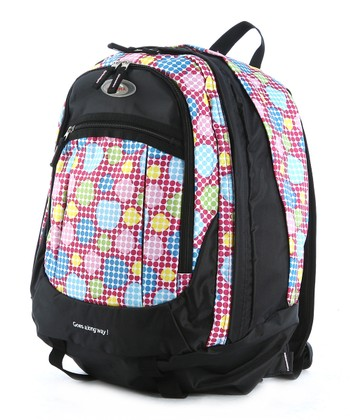 Fuchsia 19'' Semester Backpack