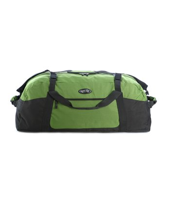 Green 30'' Sports Duffel