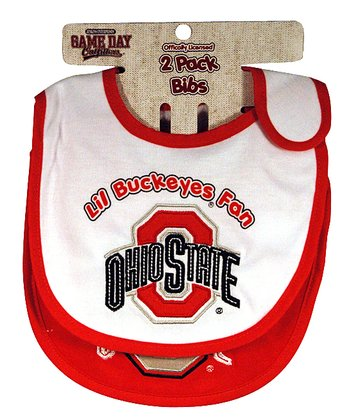 Ohio State Bib Set