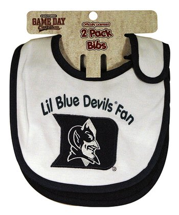 Duke Bib Set
