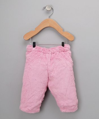 Roses Luxe Pants - Infant