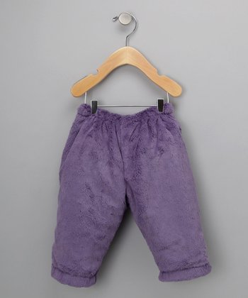 Wisteria Luxe Pants - Infant