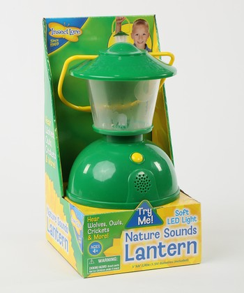Nature Sounds Lantern