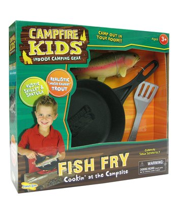 Campfire Kids Fish Fry Set