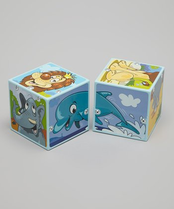 Wild Animals Sound Block Set
