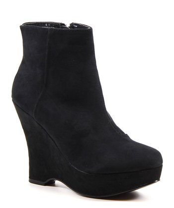 Black Lime Aide Bootie
