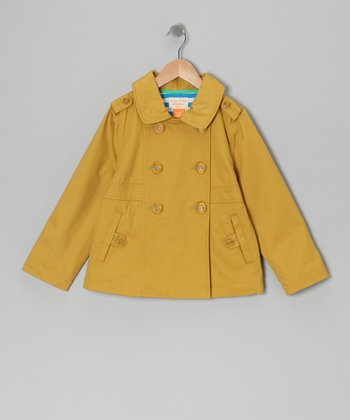 Aloe Galley Rain Coat - Girls