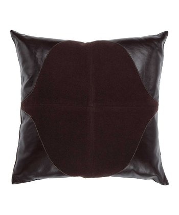 Brown & Espresso Pillow